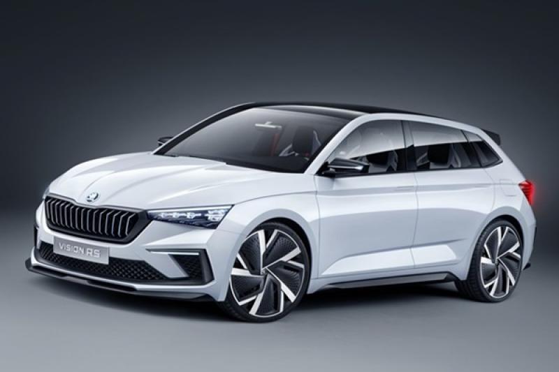 Škoda Scala RS 性能鋼砲也要綠能,可望搭載插電式油電複合動力