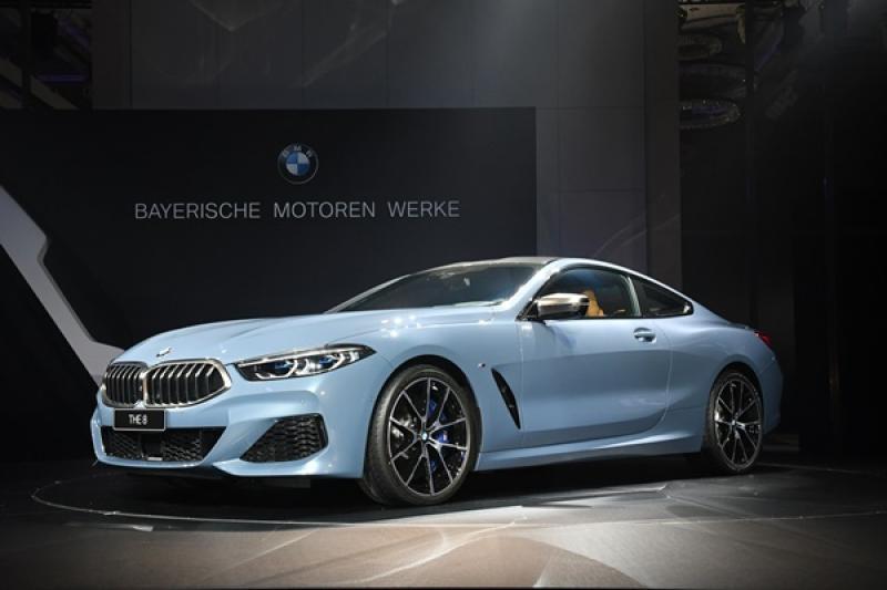 雙門 Coupe 打頭陣、敞篷版晚點到!BMW 8 Series 台灣正式發表!〈內有相片集〉