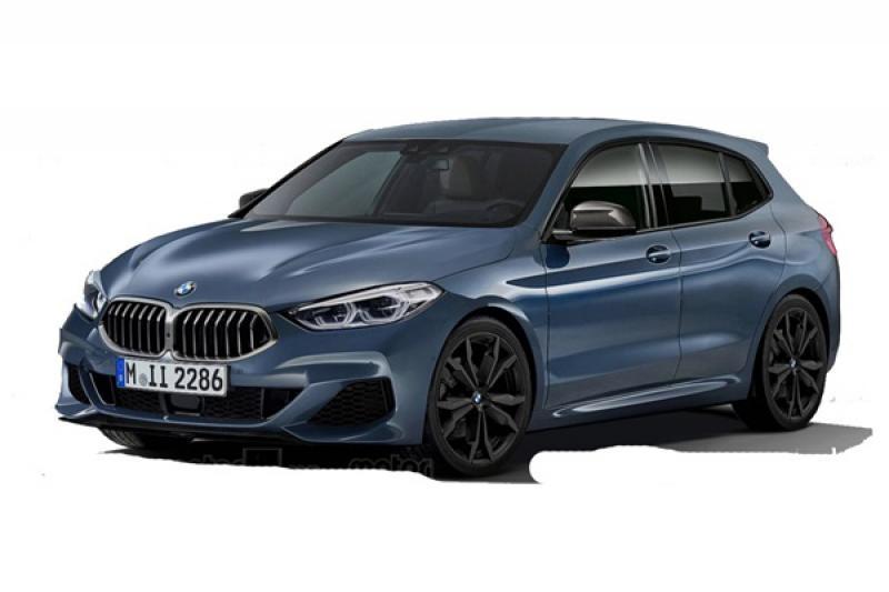 偽裝車還是被看破了!官方證實BMW 1系列今年秋天登場