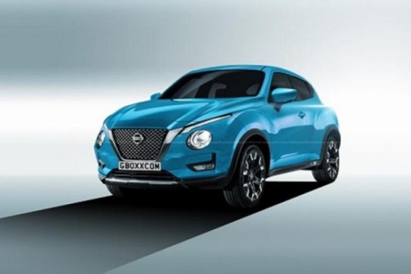 新一代 Nissan Juke 最快 4 月問世,改款重點一次整理給你看!