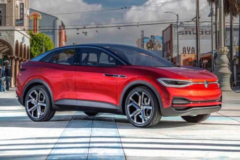 鎖定 Tesla Model X 而來!VW 七人座電動概念SUV將於 4 月亮相