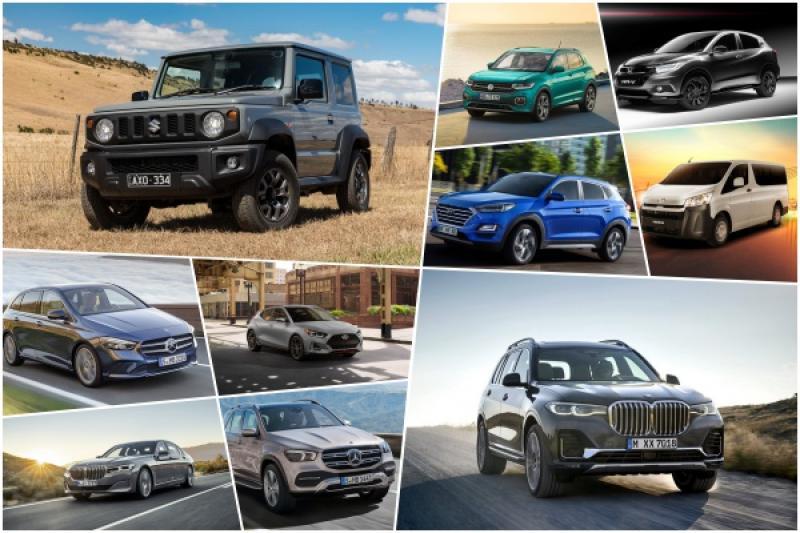 台灣第二季將登場 10 款新車,有 7  款都是 SUV!