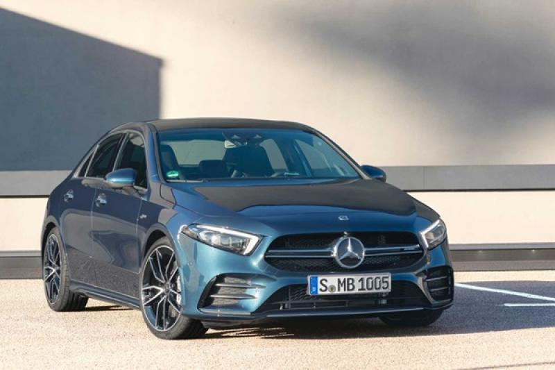 最便宜 AMG 問世,M.Benz A35 Sedan 正式發表!(內有相片集)