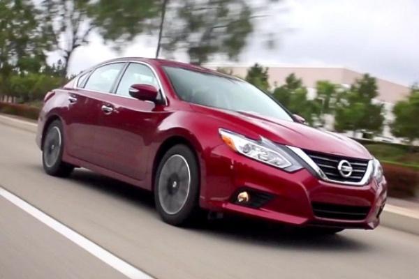 最新統計出爐!美偷車賊最愛的新車是 Nissan 中大型房車