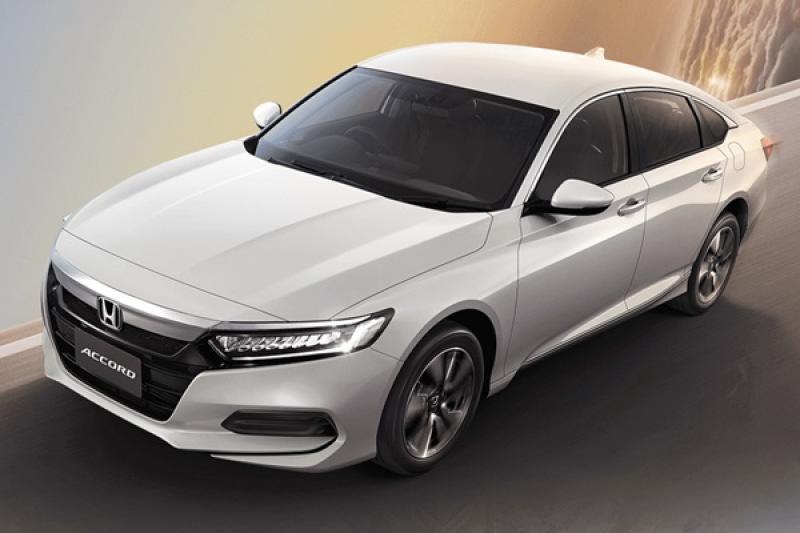 換上 1.5T 渦輪引擎,大改款 Honda Accord 現身亞洲車展!