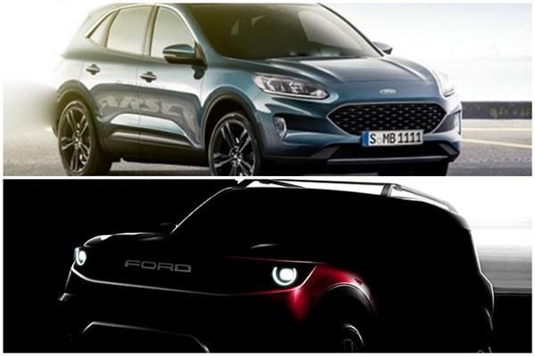 Ford 全新 Kuga、跨界小休旅蓄勢待發,將於 4/2 登場!