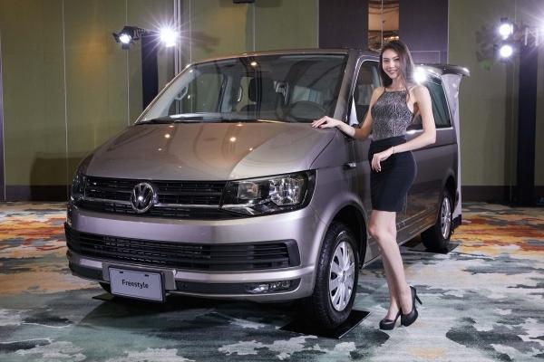 福斯商旅發表 2 款新車,MPV+露營車的 Freestyle 成焦點!