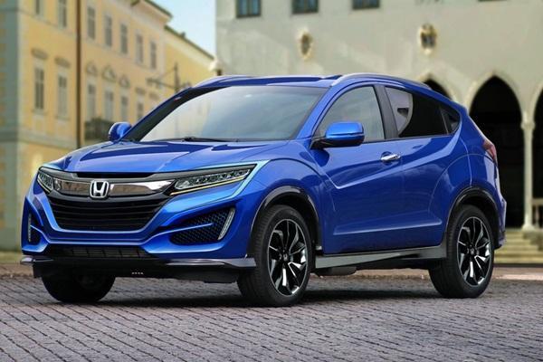 跨界休旅競爭激烈,才剛小改完 Honda HR-V 傳出大改款消息!