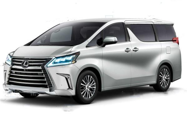 Lexus 神祕新車是 MPV?官方臉書預告:有專屬私人空間!