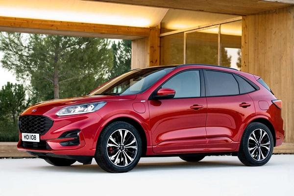 Ford 全新 Kuga 休旅正式發表,台灣原廠也同步透露導入時間點!〈內有相片集〉