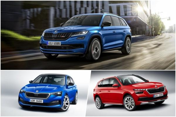 Skoda 今年將導入 3 款重量級新車,從掀背到性能 SUV 都有!