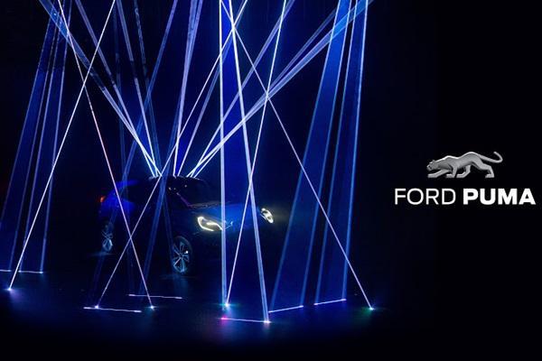 跨界 SUV 新成員,Ford 官方預告 Puma 小休旅將登場!