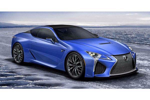 UX F 再等等!今年 Lexus 性能軍已有新車要亮相!