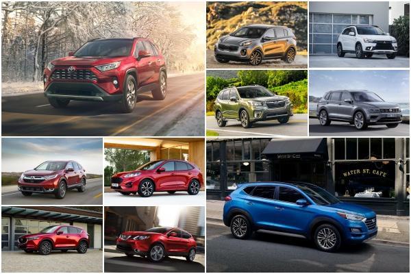 最熱門的中型 SUV 級距該選誰?美權威機構:這 10 款最推薦!