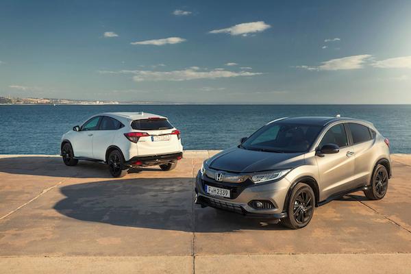 3 種動力都標配手排!Honda HR-V 小改款歐洲正式開賣