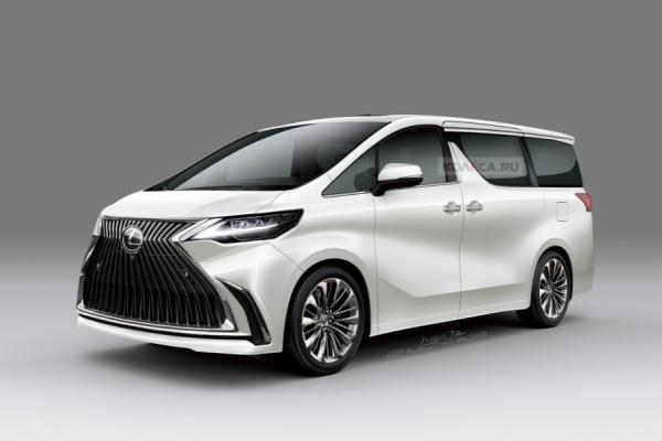Lexus 全新 MPV 車款 LM350 長這樣?台灣有望明年導入