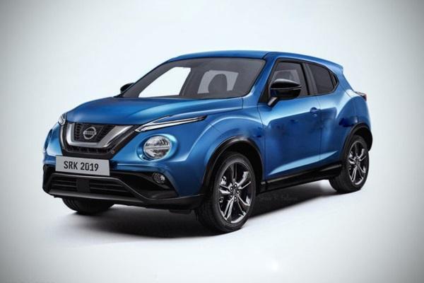 外型呼之欲出,新一代 Nissan Juke 最快 4 月底亮相!