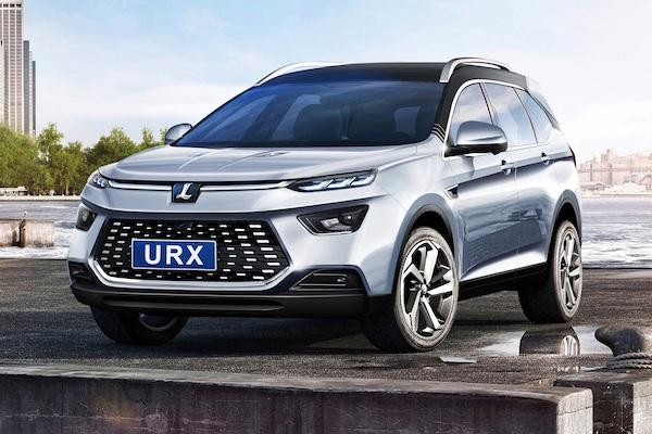 7 人座新車款,傳納智捷新休旅 URX 上海車展首發?