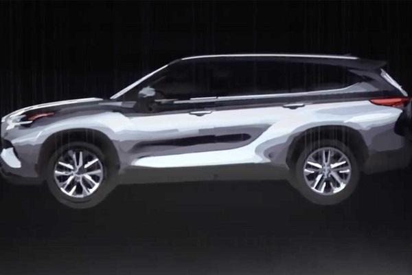 空間比 RAV4 還大,Toyota Highlander 釋出預告登場片!(內有影片)