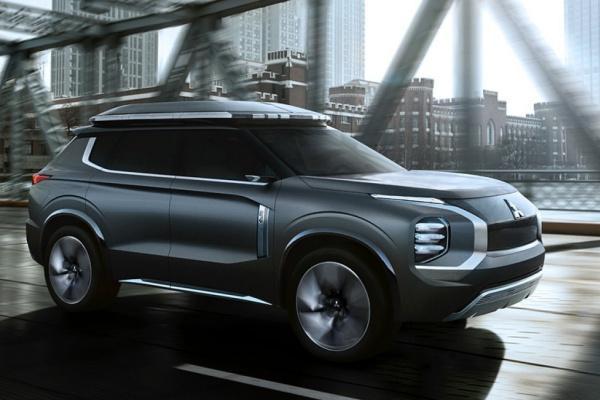 下一代 Outlander 雛形?三菱 4 月帶來新概念車 e-Yi Concept!
