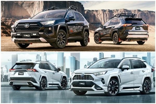 新 RAV4 銷量太亮眼,Toyota 御用工廠推出升級套件分杯羹!(內有影片)
