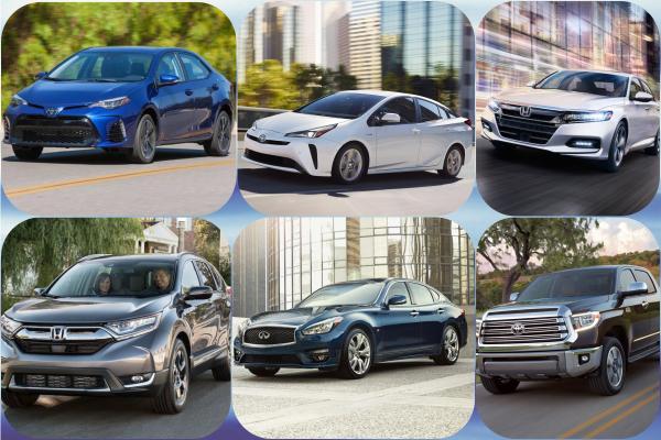 外媒統計 5 年內最好養 8 款新車名單,7 款台灣也買得到!