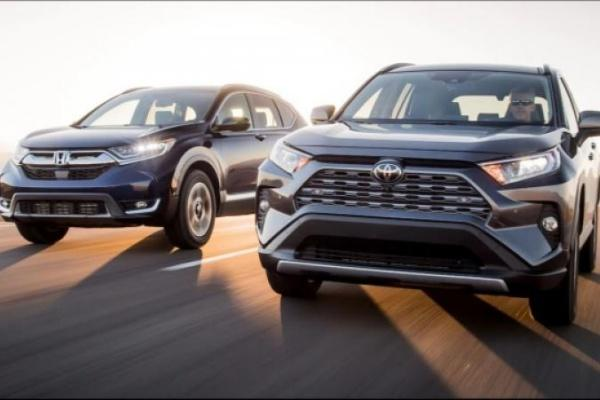Toyota RAV4 對決 Honda CR-V!《消費者報告》列出各自優缺點