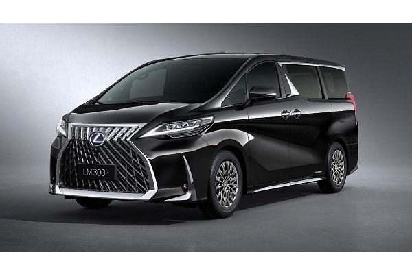 台灣確定明年上市,Lexus LM 首款 MPV 正式推出!(內有影片)