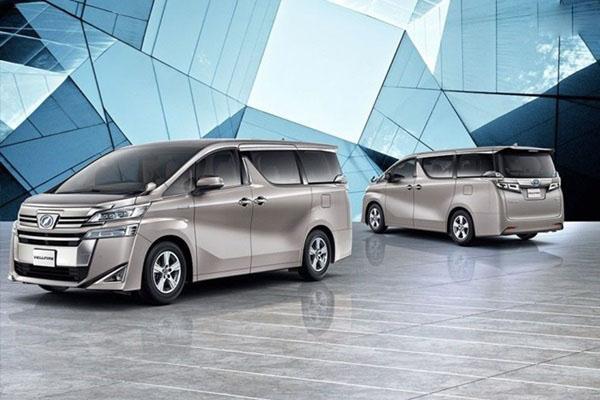 主打油電家庭 MPV,Toyota Vellfire 將於本週發表!