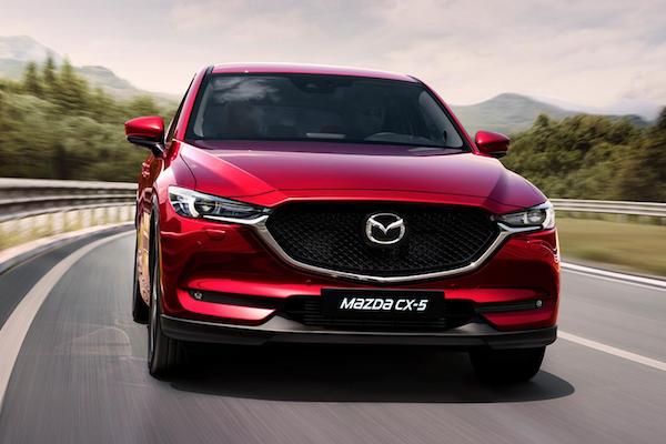 CX-5 休旅碳排放超標不環保,Mazda 恐遭歐盟重罰 26 億元!