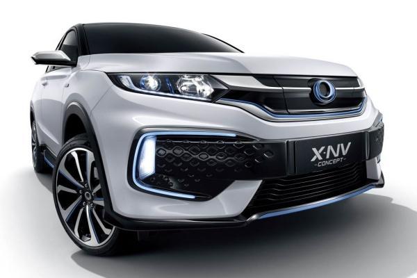 Honda HR-V EV 純電版再來一款,力抗 C-HR 電動車!
