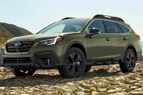 主打空間、輕度越野!大改款 Subaru Outback 正式發表