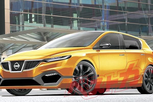 迎擊歐系眾對手 Nissan 準備推出全新掀背車