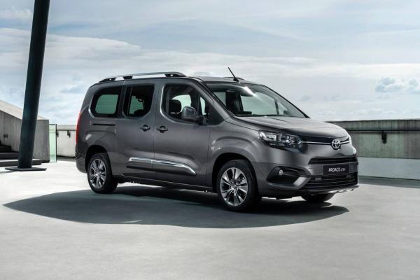 兼顧商用與休旅功能,Toyota Proace City 線上搶先發表!