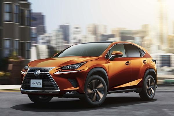 強化安全、增添戰力,新年式日規 Lexus NX 有哪些改變?