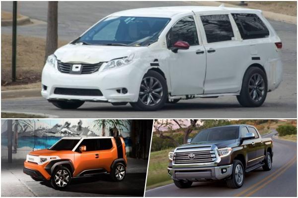 Toyota 北美高層:3 年內推 12 款新車!新一代 Sienna 有望現身