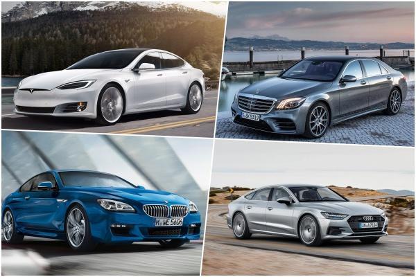 汽車研究機構調查:豪華二手車銷售速度第一名是它