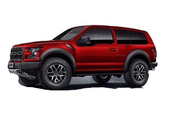 官方釋出預告露玄機 Ford 硬派休旅登場時間定案!