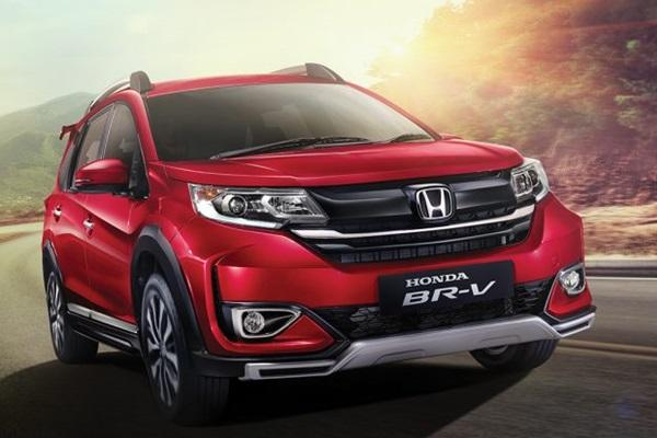 以 7 人座休旅為主打,小改款 Honda BR-V 現身東南亞!