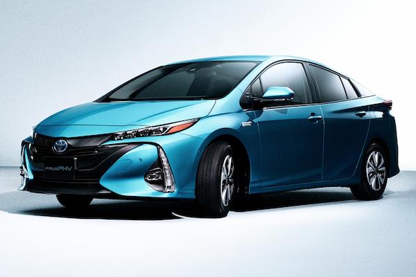 插電式油電 Toyota Prius PHV 小改款有望 5 月發表!日媒透露升級內容