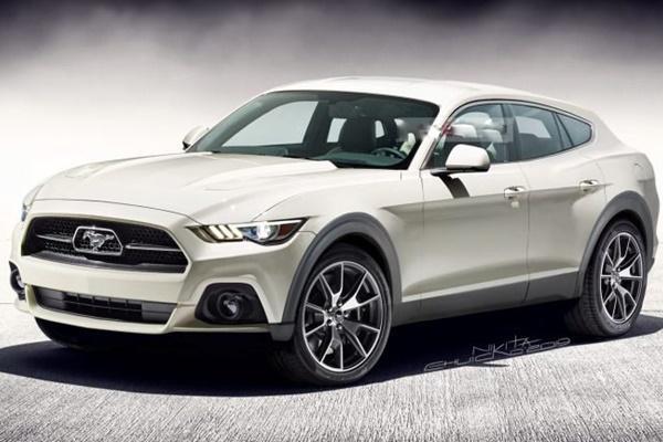 Ford 全新跨界休旅新作,發表時間、新名字定案!