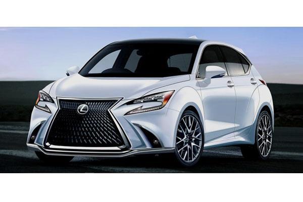 Lexus 將推更親民入門車,有望是休旅或掀背車!