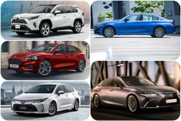 4 月台灣新車銷售排行揭曉,Altis 加 RAV4 佔 Toyota 銷售 50%!