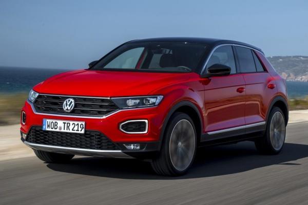 歐洲第一季 SUV 銷售狀況,台灣也要賣的 VW T-Roc 表現驚人!
