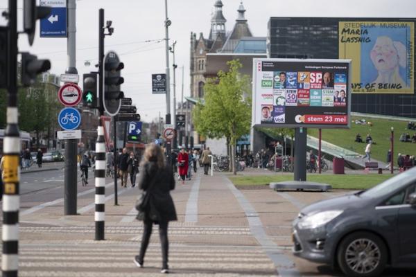 對抗空汙! 荷蘭阿姆斯特丹 2030 年禁行燃油汽機車
