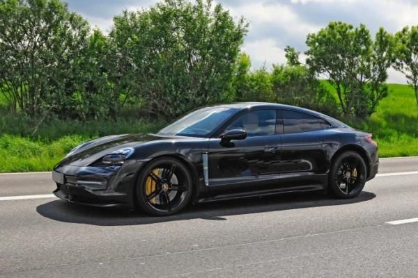 Porsche 首款電動車近乎全曝光,實車有望年底登陸台灣!