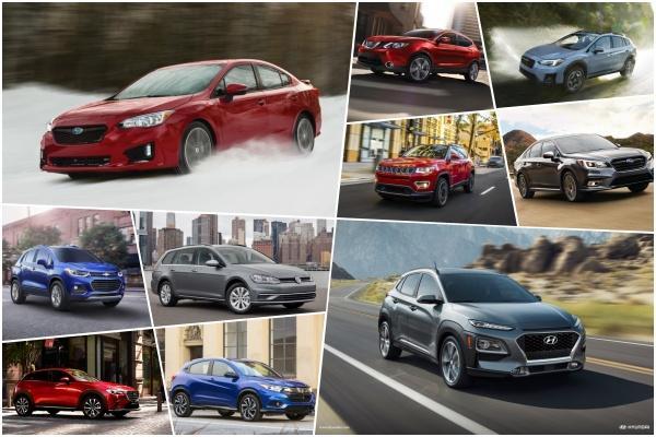 兼顧操控與預算!外媒選出最經濟實惠的 10 款 AWD 車款