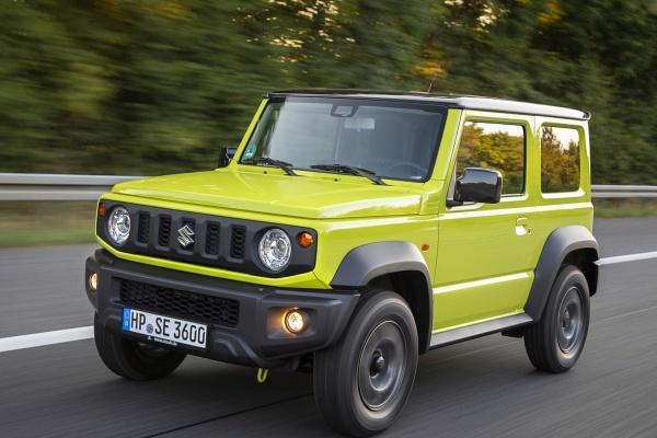 Suzuki 新一代 Jimny 規格配備曝光,輔助煞車也成標配!