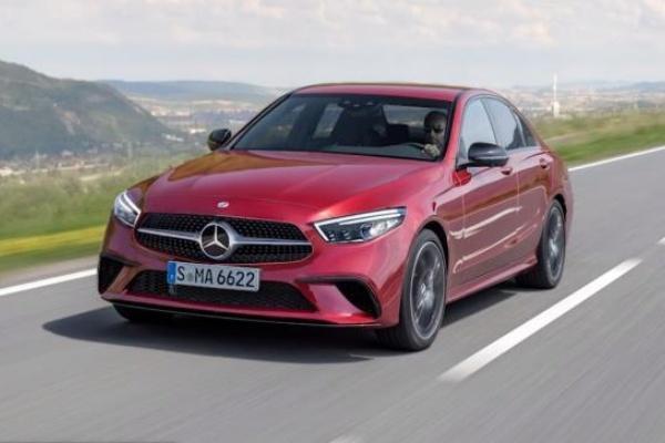 M-Benz 新一代 C-Class 有望長這樣?預計 2021 年就會問世!