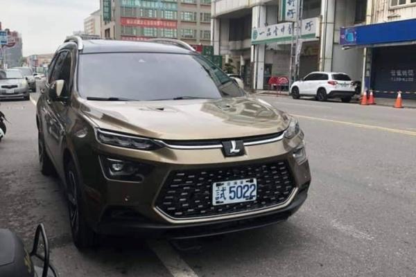 Luxgen 最新 5+2 休旅 URX 現身台灣街頭,外型設計全都露!